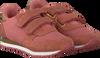 Roze WODEN Lage sneakers SANDRA PEARL MESH  - small