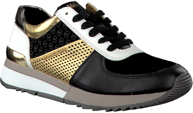 Gouden MICHAEL KORS Sneakers ALLIE TRAINER  - large