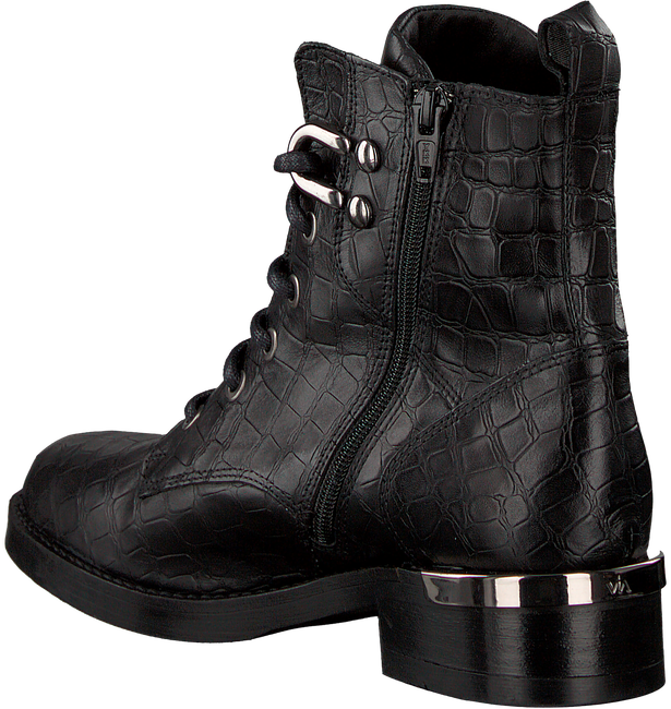 Zwarte VIA VAI Veterboots 5103017 - large