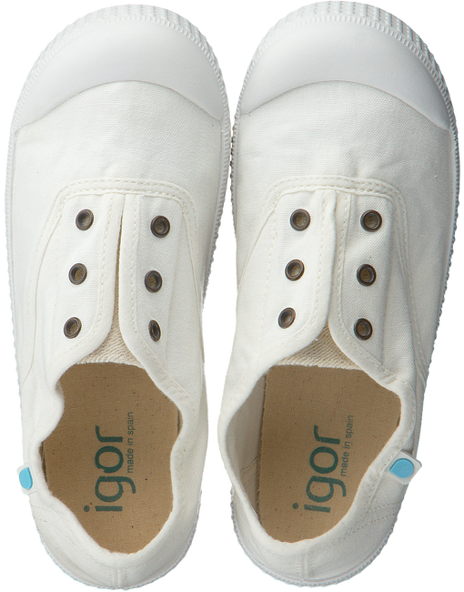 Witte IGOR Sneakers BERRI  - large