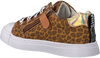 Bruine SHOESME Lage sneakers SH20S004  - small