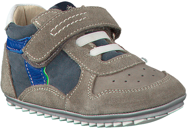 Grijze SHOESME Babyschoenen BP7W094  - large
