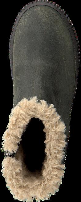 Groene SHABBIES Lange laarzen 172-0072SH  - large
