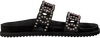 Zwarte TORAL Slippers 12312 jZIgC2OH