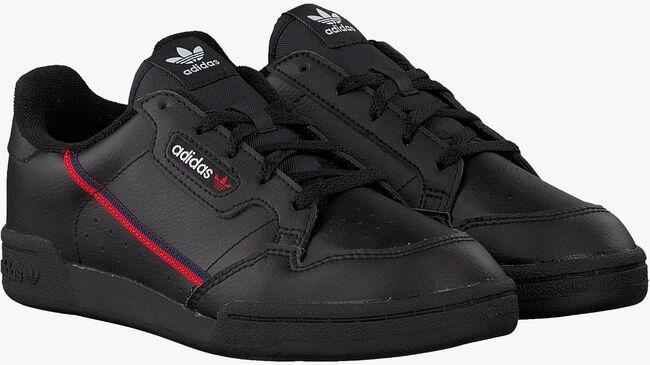 Zwarte ADIDAS Sneakers CONTINENTAL 80 C  - large