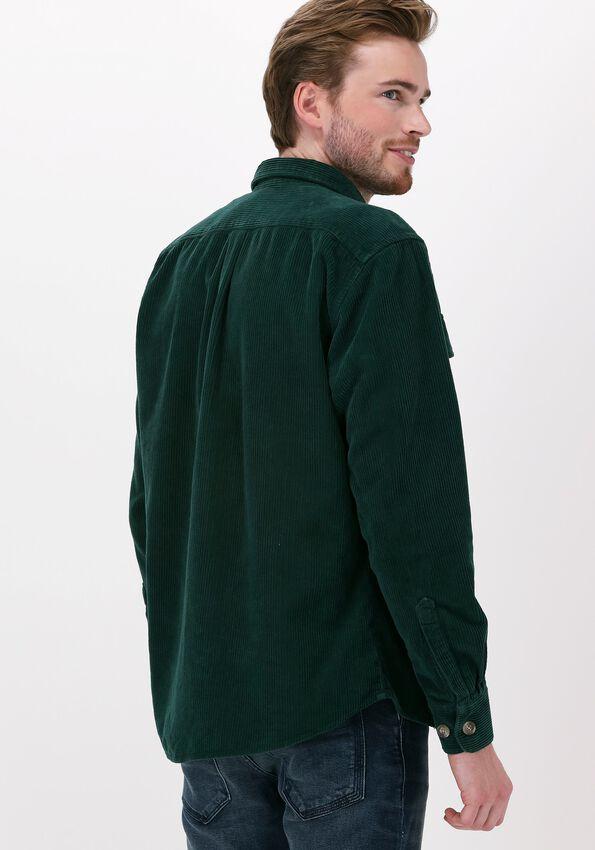Donkergroene FORÉT Overshirt GONE - larger