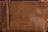 Bruine SHABBIES Schoudertas 261020120  - small