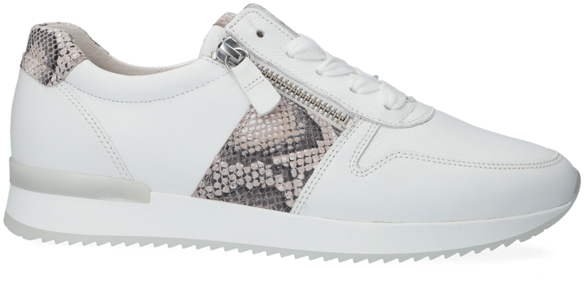 Witte GABOR Lage sneakers 420  - larger