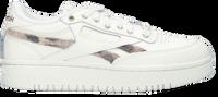 Beige REEBOK Lage sneakers CLUB C DOUBLE WMN  - medium