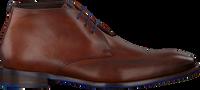 Cognac FLORIS VAN BOMMEL Nette schoenen 20376  - medium