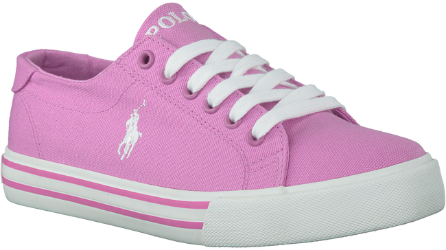 Roze POLO RALPH LAUREN Sneakers SLATER  - large
