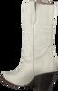 Witte TORAL Lange laarzen 12376  - small