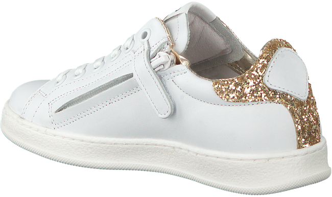 Witte HIP Sneakers H1678  - large