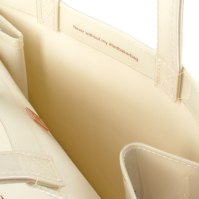 Witte TED BAKER Handtas ALMACON  - large