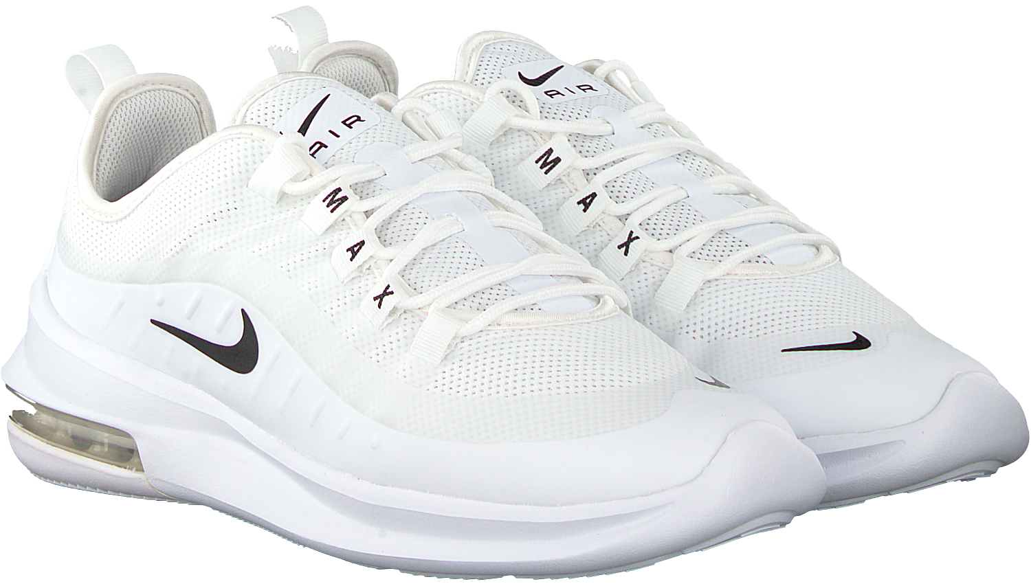 Witte NIKE Sneakers AIR MAX AXIS | Omoda