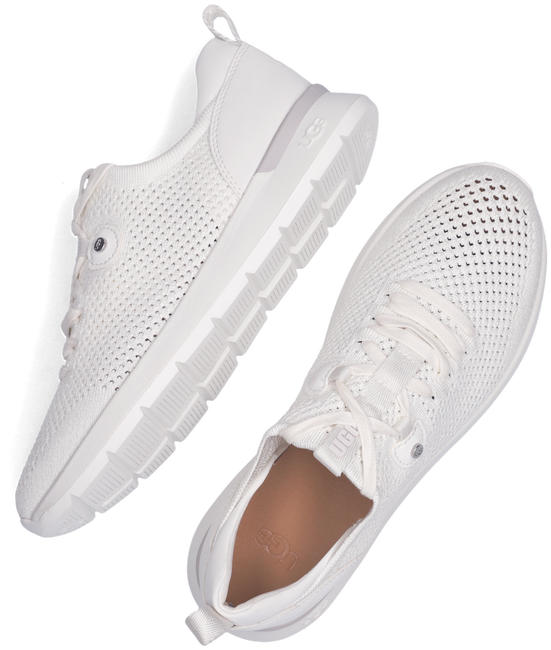 Witte UGG Lage sneakers W TAY  - large