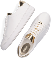 Witte MICHAEL KORS Sneakers IRVING LACE UP - medium