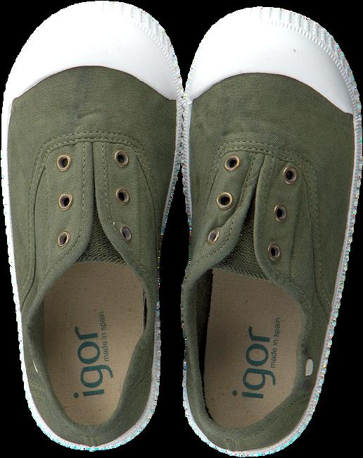 Groene IGOR Sneakers BERRI  - large