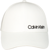 Witte CALVIN KLEIN Pet SIDE LOGO CAP - small