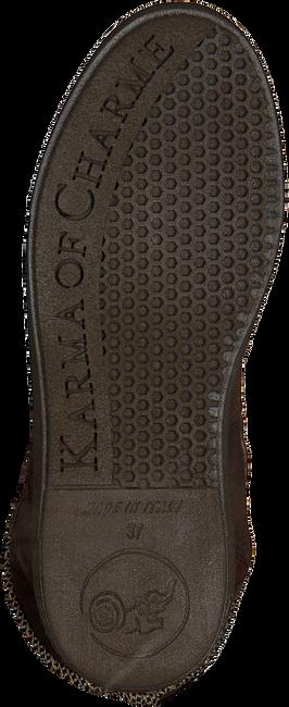 Bruine KARMA OF CHARME Veterboots YHL1 KROCK - large