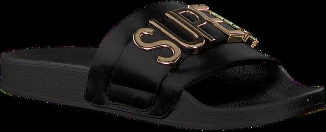 Zwarte STEVE MADDEN Slippers WORD - large