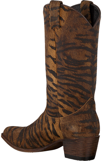 Bruine SENDRA Cowboylaarzen 10490  - large