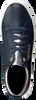 Blauwe TOMMY HILFIGER Sneakers CITY SNEAKER METALLIC - small