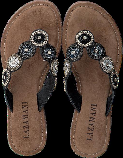 Zwarte LAZAMANI Slippers 75.451  - large