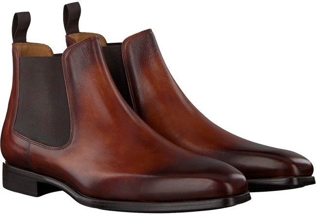 Bruine MAGNANNI Chelsea boots 20109 - large