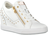 Witte GUESS Sneakers FLNNA1 LEA12 - small