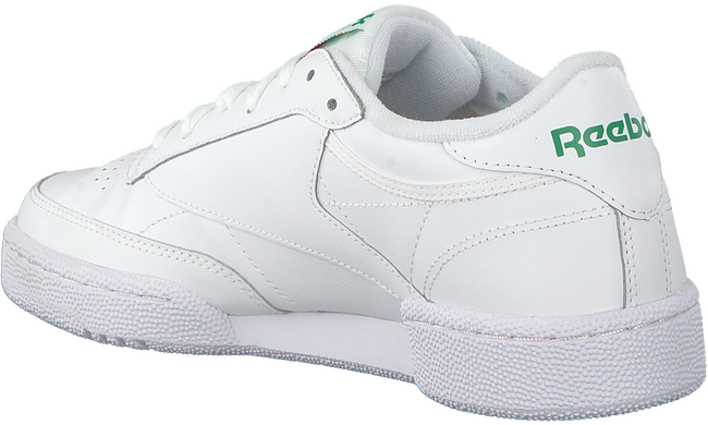 Witte REEBOK Sneakers CLUB C 85 WMN  - large