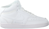 Witte NIKE Lage sneakers COURT VISION MID WMNS  - medium