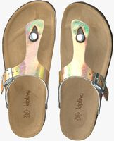 Gouden KIPLING Slippers MARIA 3 CRY  - medium