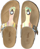 Gouden KIPLING Slippers MARIA 3 CRY  - small