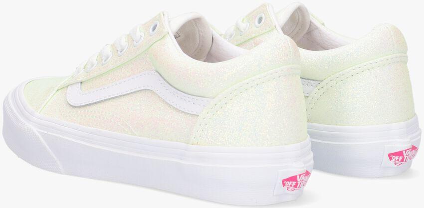 Witte VANS Lage sneakers UY OLD SKOOL  - larger