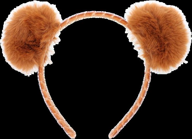 Bruine LE BIG Haarband TRUUS HEADBAND - large
