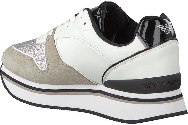 Witte EMPORIO ARMANI Sneakers X3X046  - large