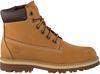 Camel TIMBERLAND Veterboots COURMA KID TRADITIONAL 6 INCH  - small