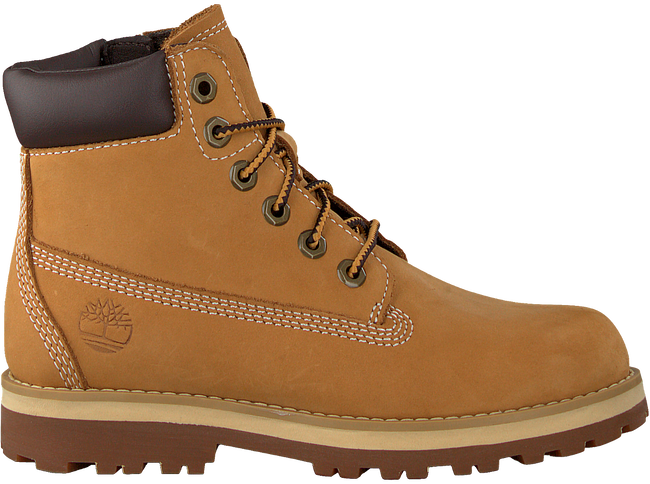 Camel TIMBERLAND Veterboots COURMA KID TRADITIONAL 6 INCH  - large