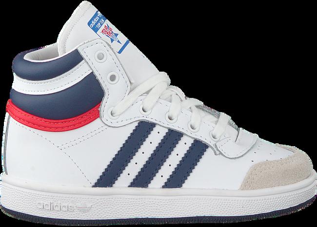 Witte ADIDAS Sneakers TOP TEN HI I  - large