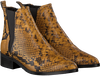 Gele DEABUSED Chelsea boots 7001  - small