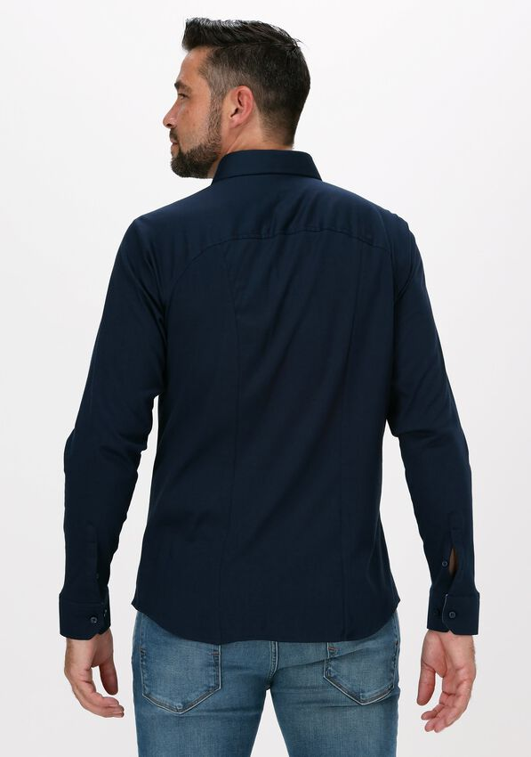 Blauwe DESOTO Casual overhemd NEW HAI 1/1  - larger