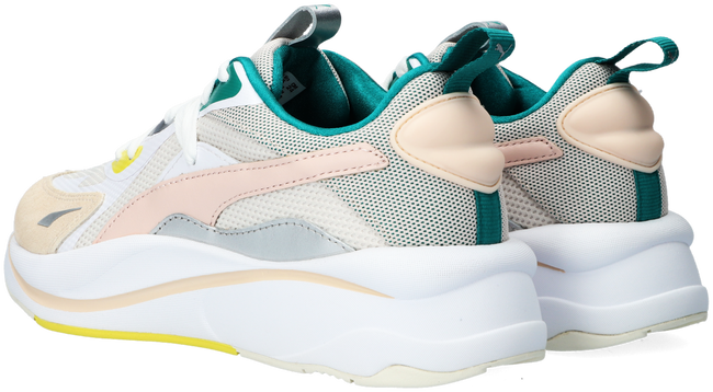 Beige PUMA Lage sneakers RS CURVE OCEAN QUEEN WN'S  - large