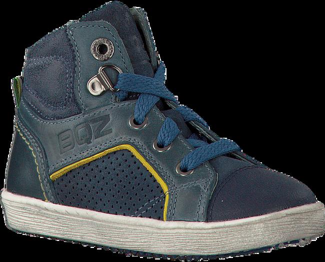 Blauwe BRAQEEZ Sneakers 417530  - large