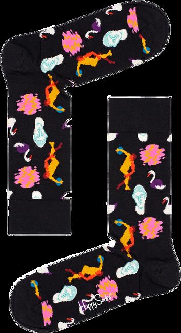 Zwarte HAPPY SOCKS Sokken PARK TURKOS SOCK  - large