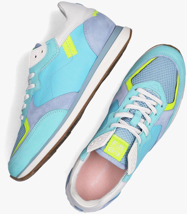 Groene FLORIS VAN BOMMEL Lage sneakers 85326  - larger