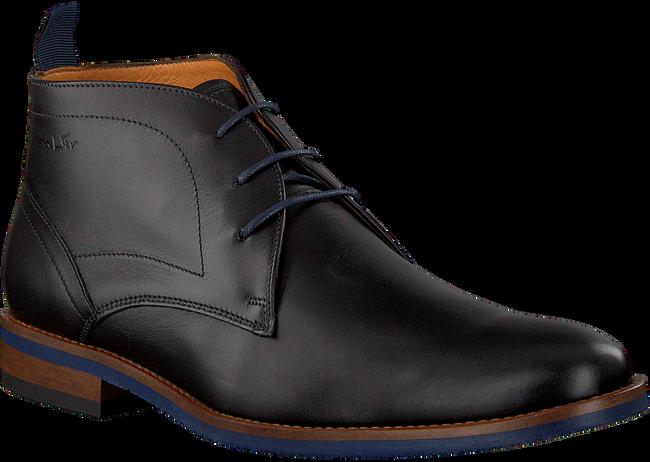 Zwarte VAN LIER Nette schoenen 1955324  - large