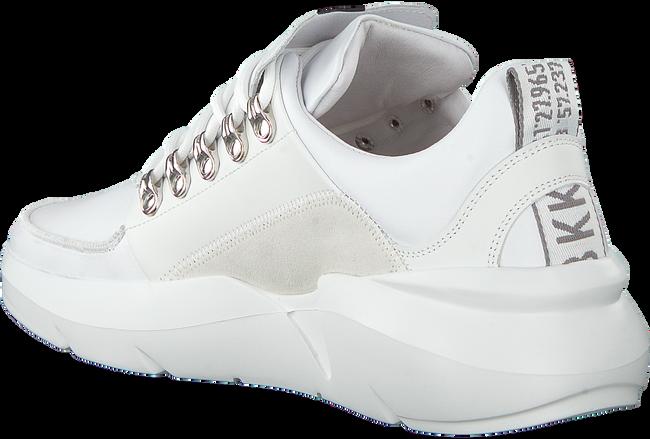 Witte NUBIKK Sneakers ELVEN ROYAL  - large