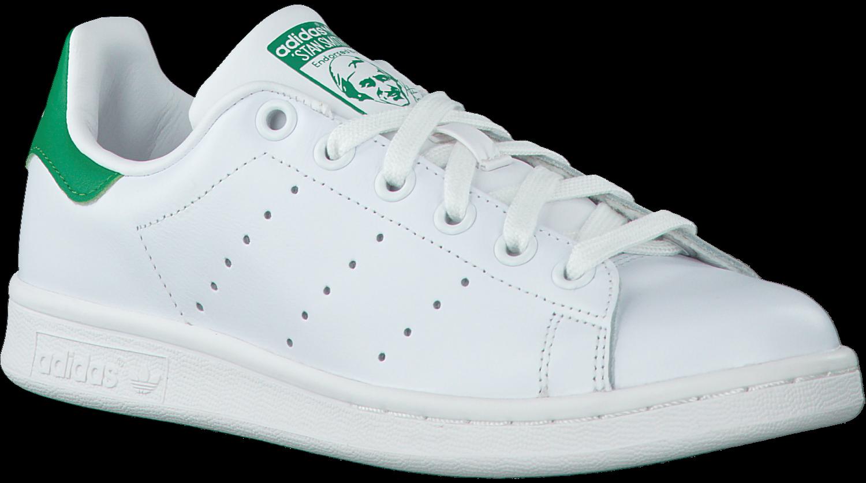 Witte ADIDAS Sneakers STAN SMITH DAMES - Omoda.nl