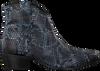 Blauwe ROBERTO D'ANGELO Cowboylaarzen CX03 - small
